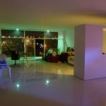 Binnenkant appartement in curacao