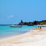 West strand van curacao