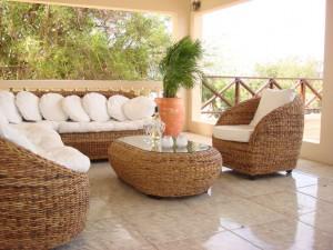 Relaxen in vakantiehuis curacao