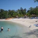Cabana strand curacao