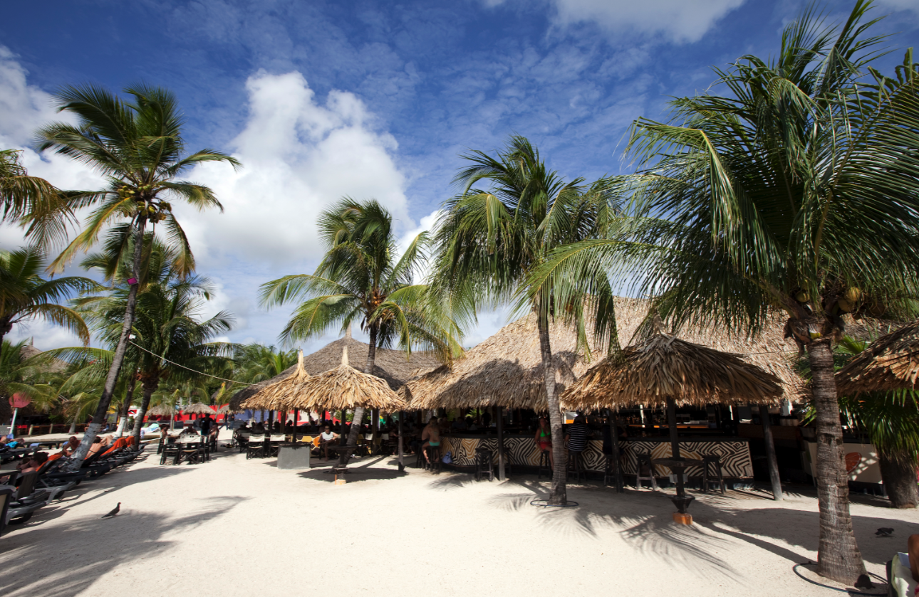 Beachclub Zanzibar in Jan Thiel