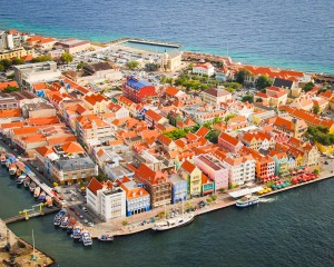 Grote willemstad curacao
